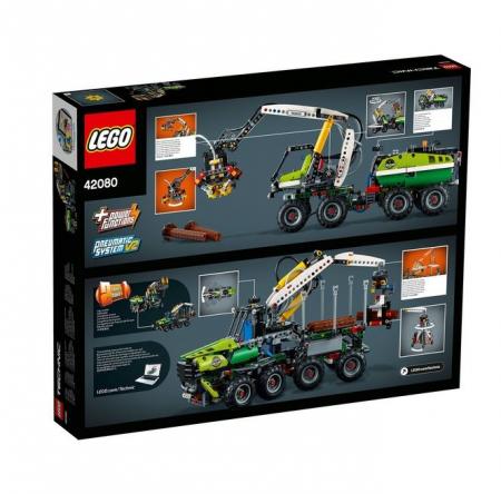 Lego Technic Masina forestiera 420807