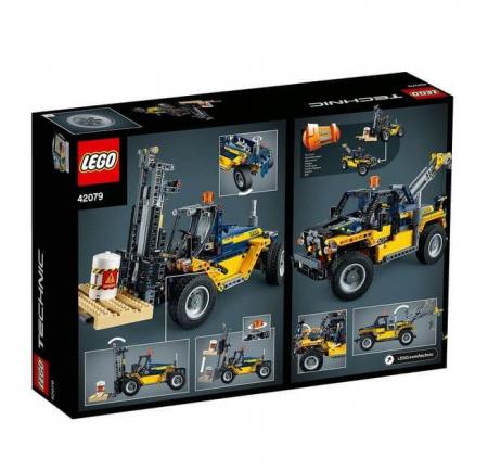 Lego Technic Stivuitor greu 420796