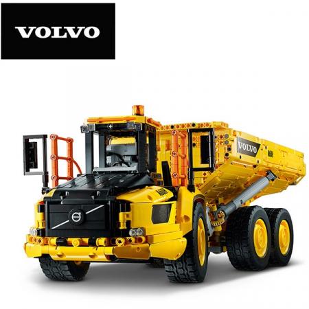 LEGO® Technic: Transportor Volvo 6x6 421144