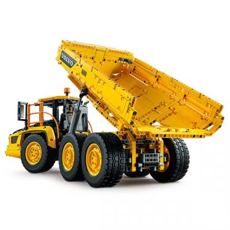 LEGO® Technic: Transportor Volvo 6x6 421143