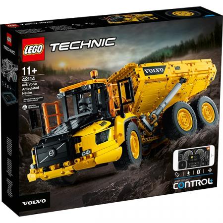 LEGO® Technic: Transportor Volvo 6x6 421140