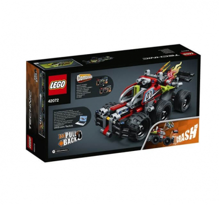 Lego Technic TROSC! 420721