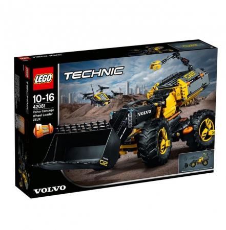 Lego Technic Volvo Concept ZEUX 420810