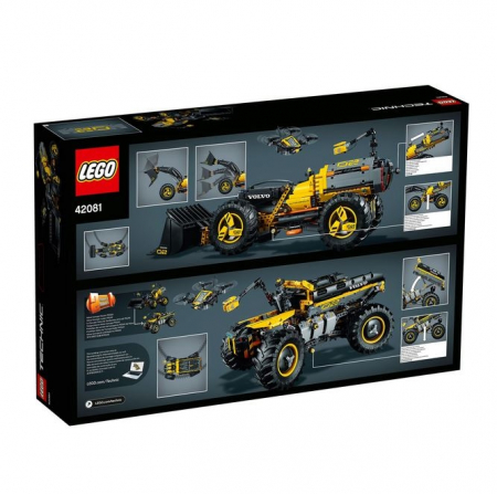 Lego Technic Volvo Concept ZEUX 420813