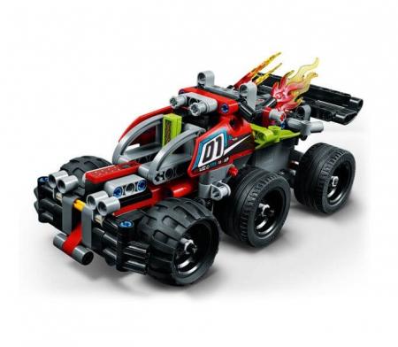Lego Technic ZDRANG! 420733