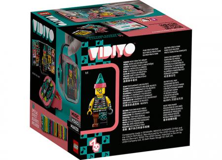 LEGO® VIDIYO: BeatBox Piratii Punk 431031