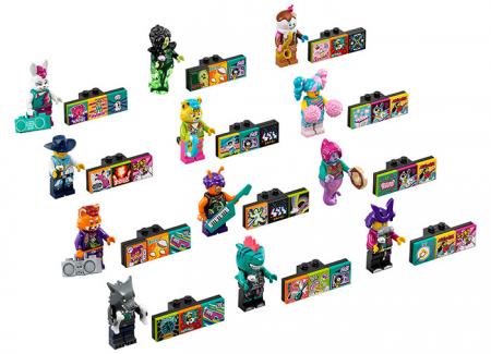 LEGO® VIDIYO: Colegi de trupa 431010