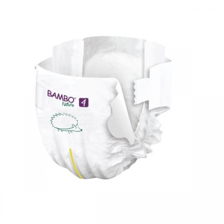 Scutece Bambo Nature, Eco-Friendly, nr4, 7-14 kg, 24 buc3