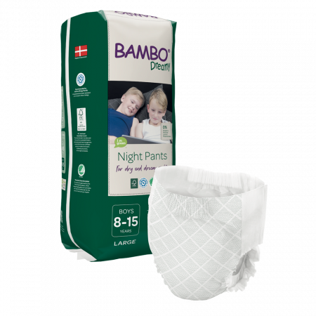 Scutece Chilotel Bambo Dreamy Night Boy, 8-15 ani, 35-50 kg, 10 buc1