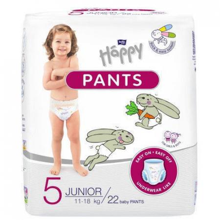 Scutece Chilotel copii, Junior, nr 5, 11-18 kg, 22buc
