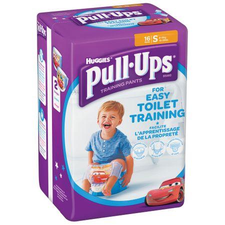 Scutece Chilotel Huggies, Pull-Ups, Boy, nr4, 8-15kg, 16buc.