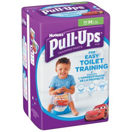 Scutece Chilotel Huggies, Pull-Ups, Boy, nr5, 11-18kg, 14buc.