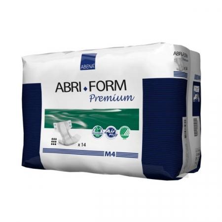 Scutece Incontinenta Adulti Abri-Form M4 Premium, 14 bucati0