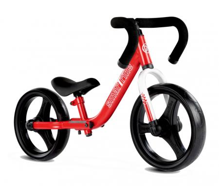 SmarTrike® Folding Bicicleta fara Pedale, cu manere ergonomice, Rosu [0]