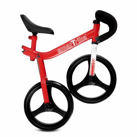 SmarTrike® Folding Bicicleta fara Pedale, cu manere ergonomice, Rosu [1]