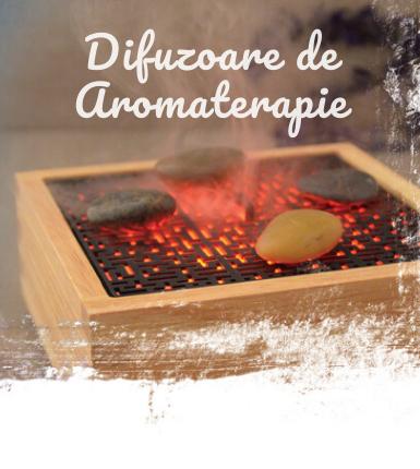 Difuzoare de aromaterapie