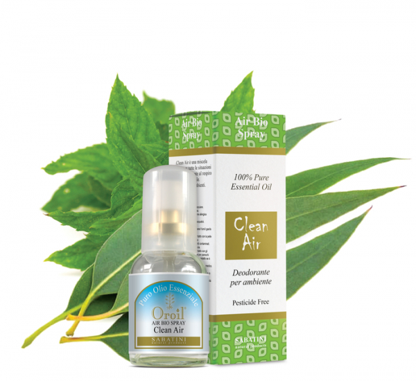 Aer Curat - Spray Bio pentru Ambient 0
