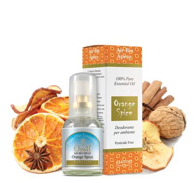 Orange Spice - Spray Bio pentru Ambient 0