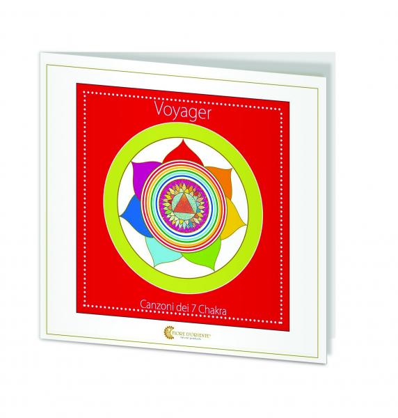 Chakra Kit CD + Bețișoare Chakra. 3 x 7 ref. (21 buc.)  0