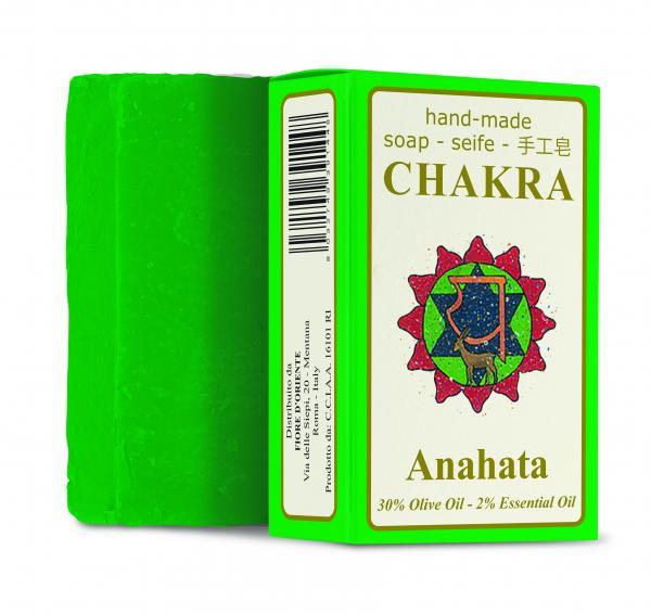 Săpun Chakra Nr.4 - 70 gr - Anahata 0