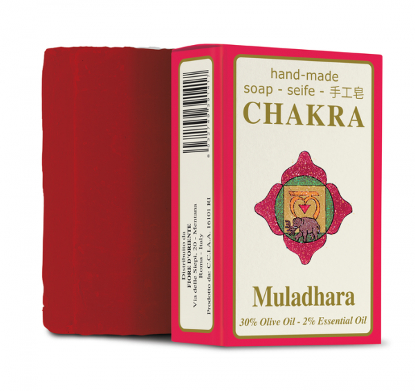 Săpun Chakra Nr.1 - 70 gr - Muladhara 0