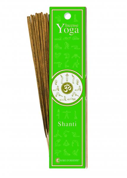 Shanti - Bețișoare pentru Yoga 0