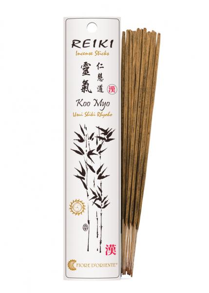 Koo Myo - Bețișoare pentru Reiki 0