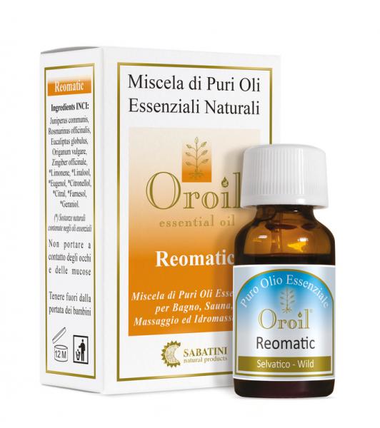 Reumatic - 10 ml -Amestec de Uleiuri Esențiale 0