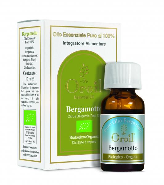 Bergamotă - Ulei Esențial 0