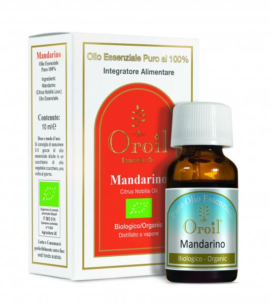Mandarină - 10 ml - Ulei Esențial 0