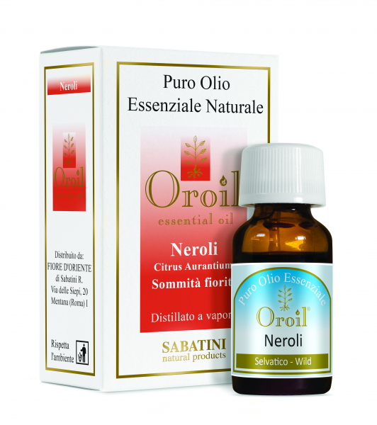 Neroli - 3 ml - Ulei Esențial 0