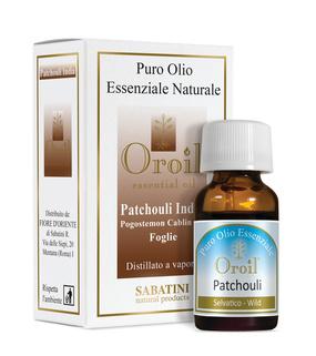 Patchouli Old - Ulei Esențial 0