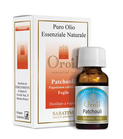 Patchouli Bio - 10 ml - Ulei Esențial 0