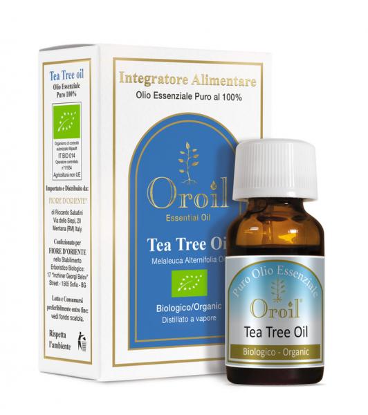 Tea Tree - 10 ml - Ulei Esențial 0