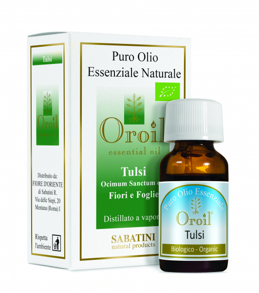 Tulsi - Busuioc Sfânt - 10 ml - Ulei Esențial 0