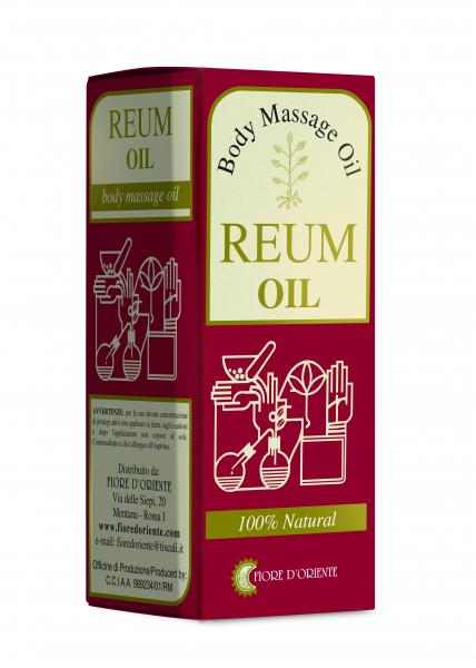 Reum 100 ml - Ulei pentru Masaj 0