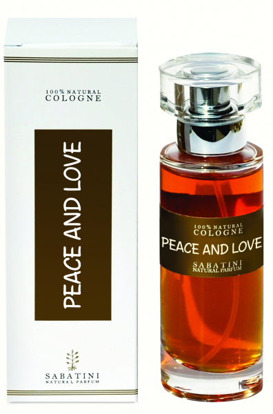 Peace and Love Cologne 30 ml - Parfum 0