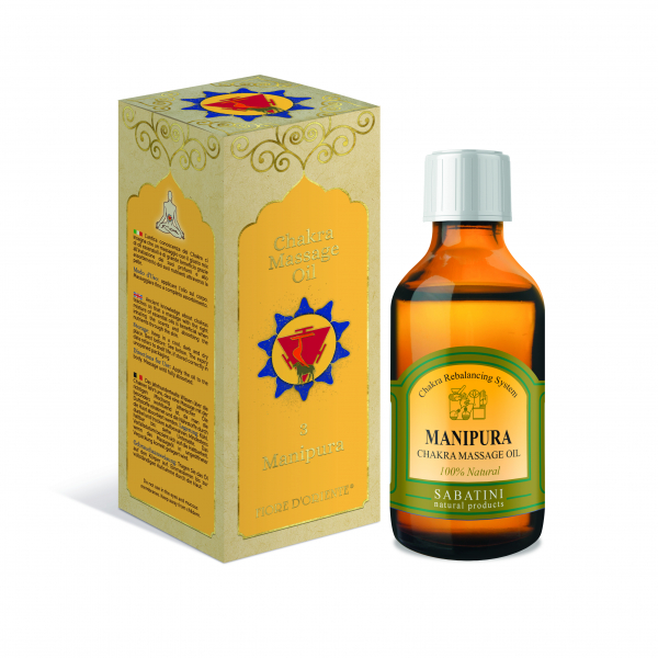 Ulei pentru Masaj Chakra Nr.3 100 ml - Manipura 0