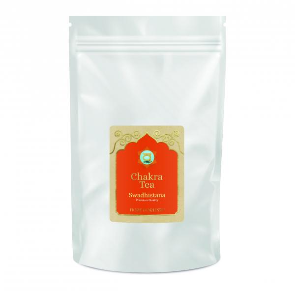 Ceai Chakra Nr. 2 Swathistana - Rezervă 50 gr. 0