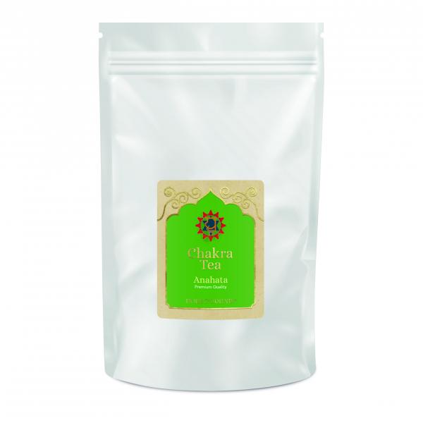 Ceai Chakra Nr. 4 - Anahata - Rezervă 50 gr. 0