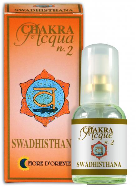 Apă de Colonie Chakra Nr.2 - Swadhisthana 0