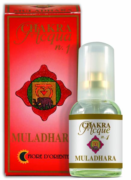 Apă de Colonie Chakra Nr.1 - Muldahara 0
