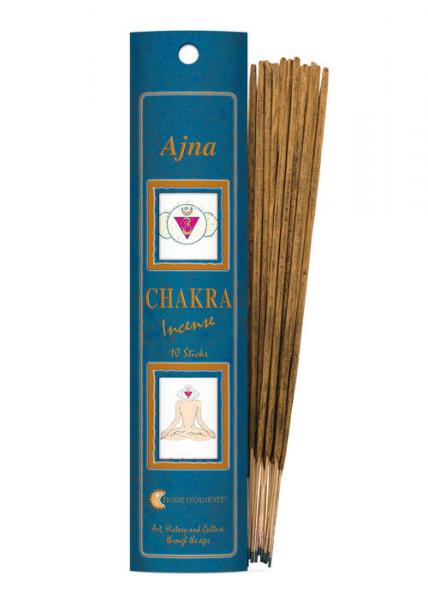 Bețișoare Chakra - Ajna nr. 6 0