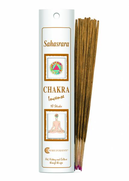 Bețișoare Chakra - Sahasrara nr. 7. [0]