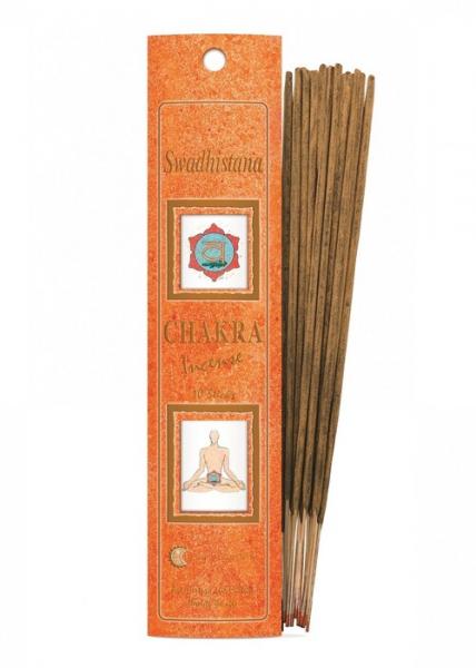 Bețișoare Chakra - Swadhistana nr. 2 0