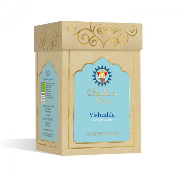 Ceai Chakra Nr. 5 - Vishudda 50 gr.  0