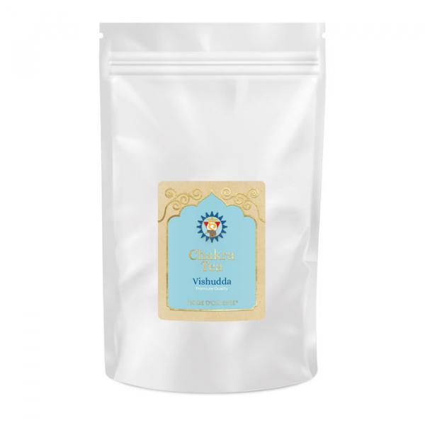 Ceai Chakra Nr. 5 - Vishudda - Rezervă 50 gr. 0