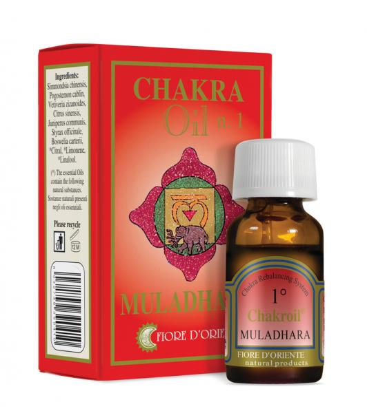 Chakroil Nr.1 10 ml - Muladhara 0