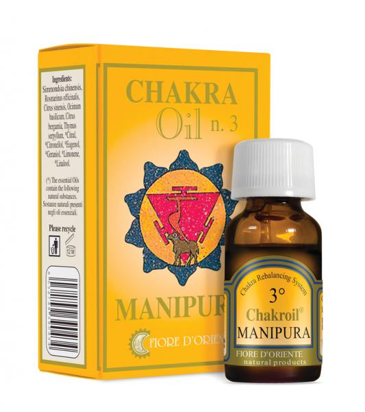 Chakroil Nr.3 10 ml - Manipura 0