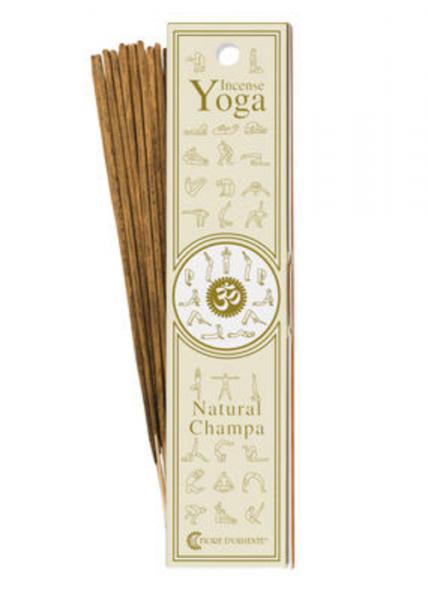 Champa Natural - Bețișoare pentru Yoga 0